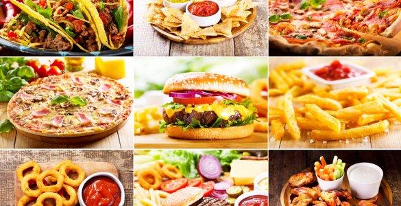 ungesunde Ernährung