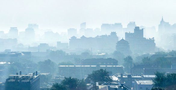 Lufverschmutzung