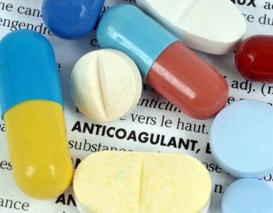Antikoagulant